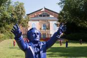 Richard Wagner dirigiert Bayreuth