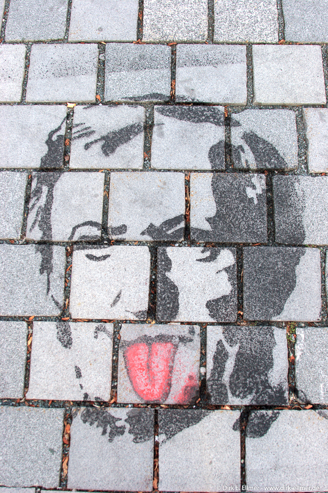 Street Graffiti - Richard Wagner
