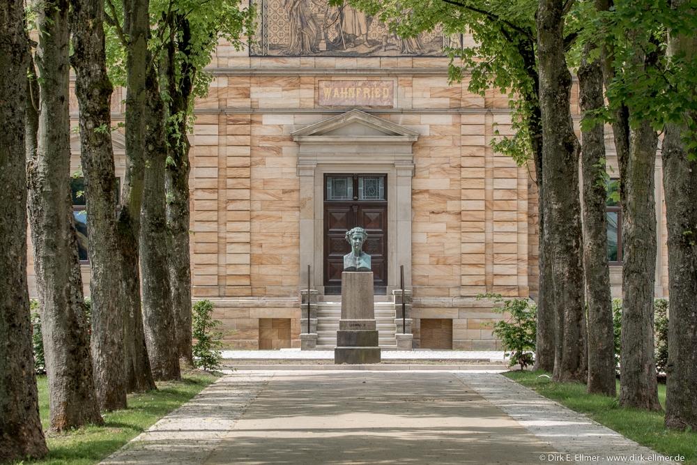 Richard Wagner Museum - Villa Wahnfried