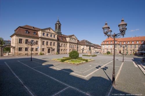 Jean-Paul-Platz Bayreuth