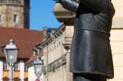 Richard Wagner - historische Innenstadt Bayreuth