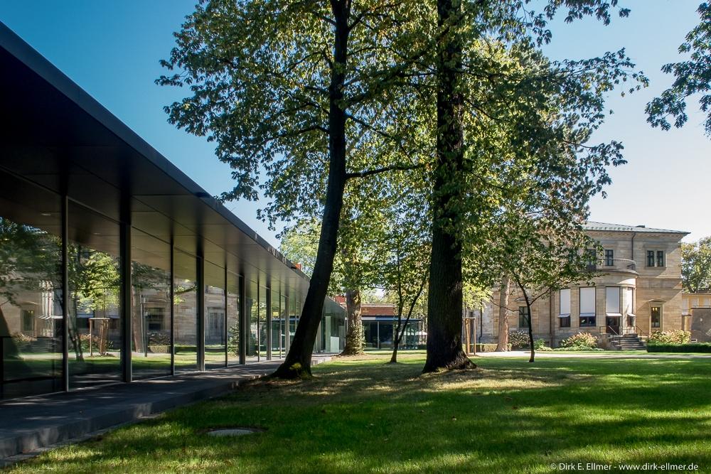 Richard Wagner Museum und Villa Wahnfried Bayreuth