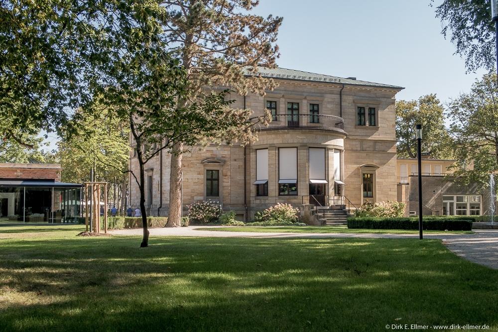 Villa Wahnfried Bayreuth